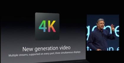 OS X 10.9.3 Mavericks tendrá apoyo para pantallas Retina 4k-iosmac
