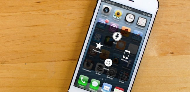 Activar Assistive Touch en iPhone-iosmac