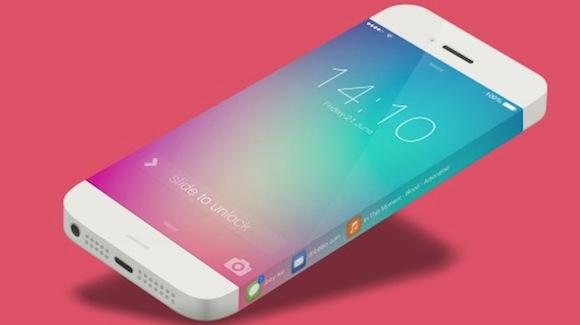 Patente de Apple: iPhone con pantalla táctil en los bordes