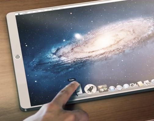Concepto iPad Pro