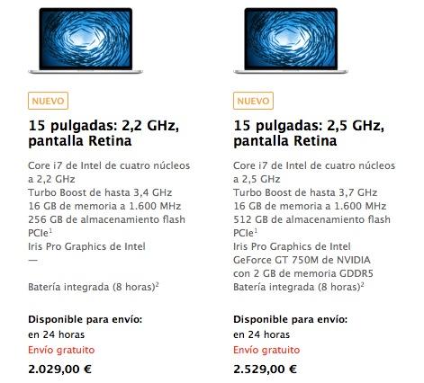 nuevo MacBook Pro con pantalla Retina de 15 pulgadas-iosmac.