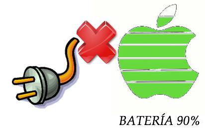 La vida de tu batería depende del sistema operativo utilizado