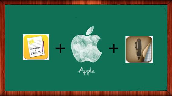 La mejores aplicaciones para tomar apuntes con el Ipad