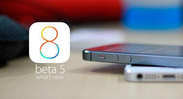 iOS 8 beta 5 ofrece localización de negocios cercanos en Maps