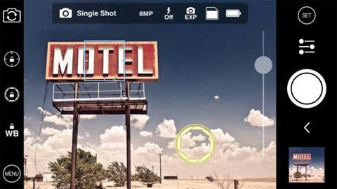 ProCam 2, ajustes de fotografía avanzados en iOS