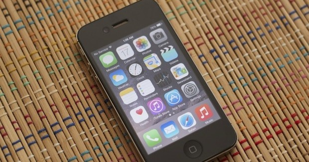 iPhone 4s con iOS 8 - iosmac