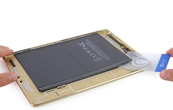 iPad Air 2 bateria