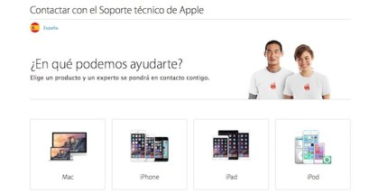 Apple cambia su soporte on-line - iosmac