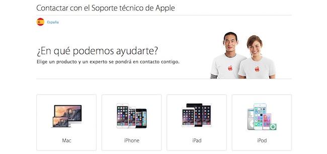 Apple cambia su soporte on-line - iosmac