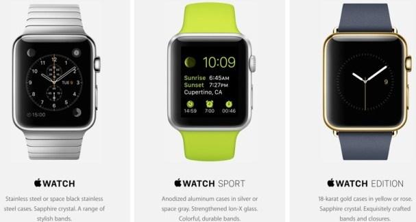 WatchKit disponible, permitiendo el desarrollo para Apple Watch