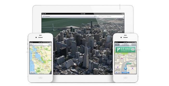Apple-maps - iosmac -ios 9