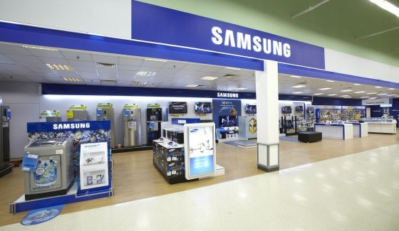 Samsung cierra Stores en Londres, Apple sigue creciendo