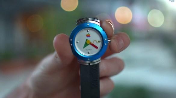 El original Apple Watch de 1995