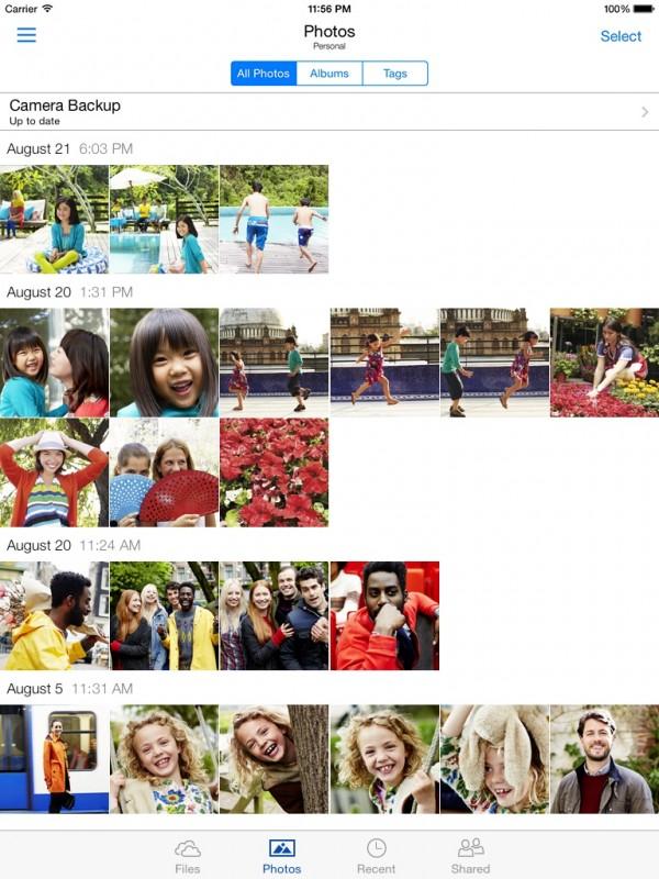 OneDrive-50-for-iOS-album-creation-iPad-screenshot
