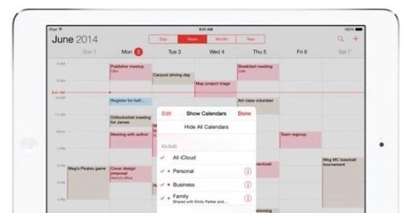 Problemas con el bug del calendario de iOS 8 - iosmac
