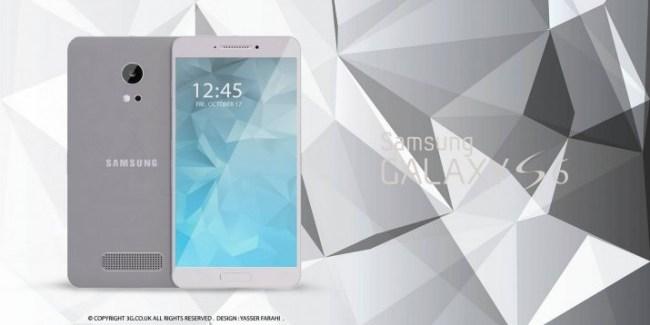 Rumores sobre el nuevo Samsung Galaxy s6
