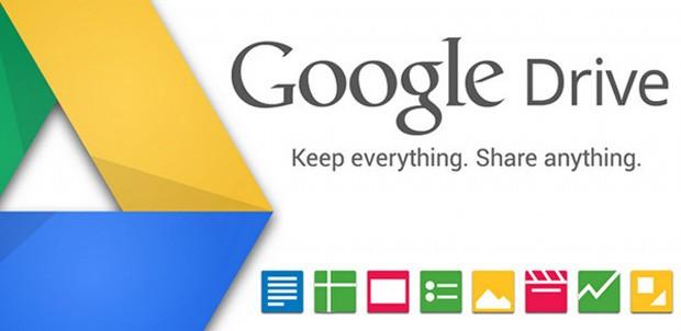 Google Drive se adapta a Material Design