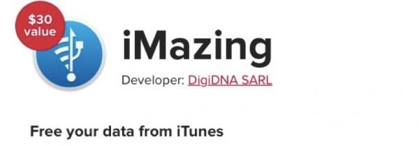 La app iMazing gratis para tu Mac (tiempo limitado)
