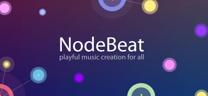 NodeBeat, Crea tu propia música de forma intuitiva y visual.