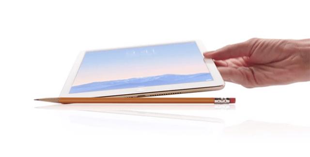 las ventas de ipad bajan
