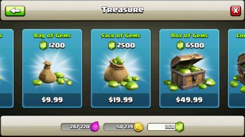 Imagen vía computerhoy.com / Trucos Clash Of Clans para iPhone y iPad