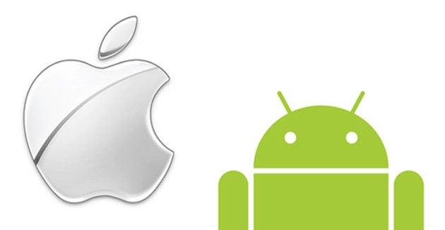 iPhone supera a Android en ventas en EEUU