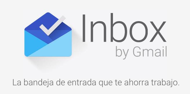 Inbox, ya disponible para iPad