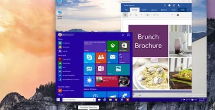 Parallels Desktop 10 windows 10