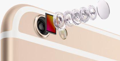 Cámara trasera iPhone 6
