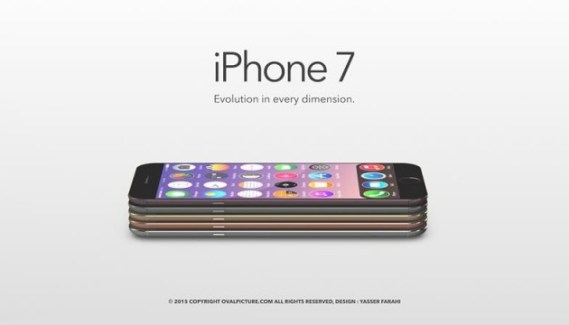 iPhone 7: el modelo más liviano de Apple