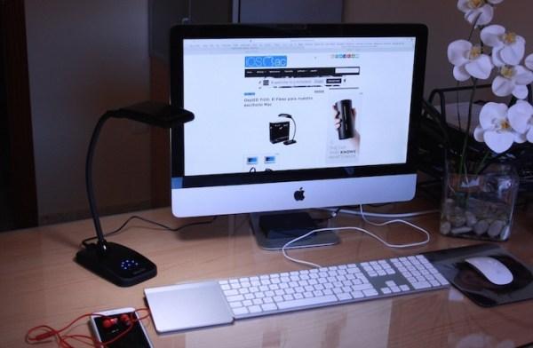 OxyLED T100 - escritorio iosmac