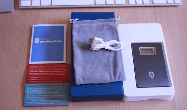 Power Bank 11200mAh con 2 puertos USB de Intocircuit - iosmac