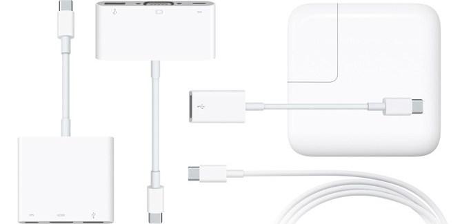 Apple y su nuevo puerto USB-C para el nuevo MacBook