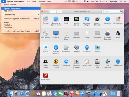 Apple Root User
