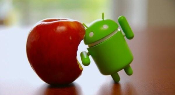 Un nuevo programa de Apple atrae a los usuarios Android a cambio de tarjetas regalo