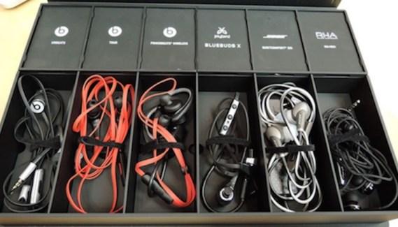 Te mostramos como serán los auriculares in-ear que podrás probarte