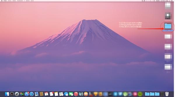Cómo crear un acceso directo en Macintosh