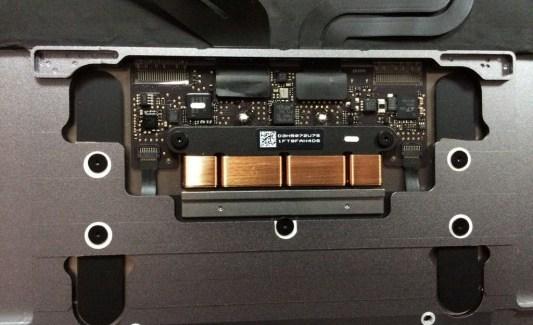 Así vemos un MacBook 12″ por dentro