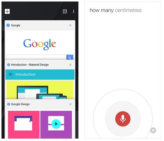 Chrome para iPhone