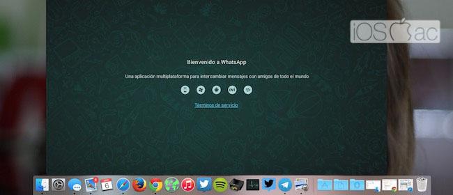 Usar aplicaciones Android como WhatsApp en Mac