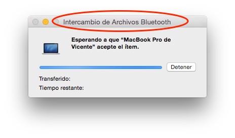 Receiving files