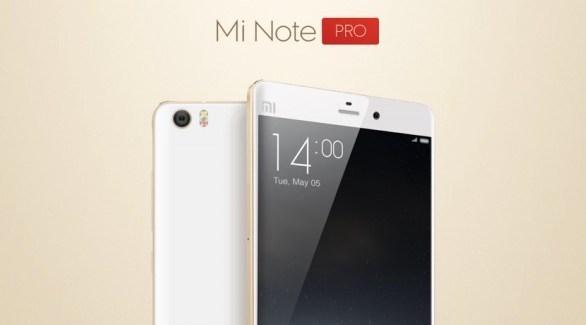 Xiaomi MiNote Pro