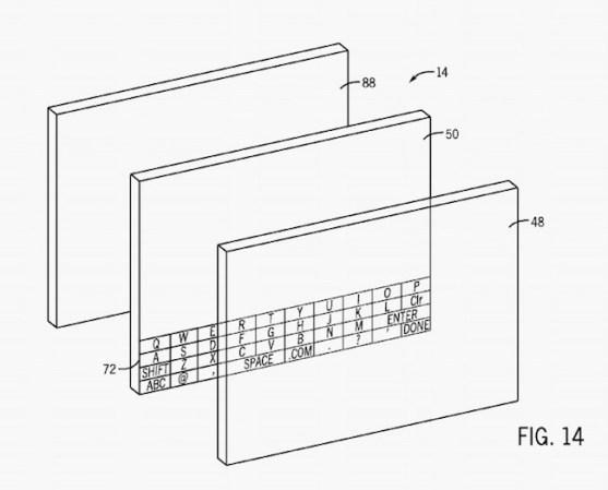 Apple TV patente 1