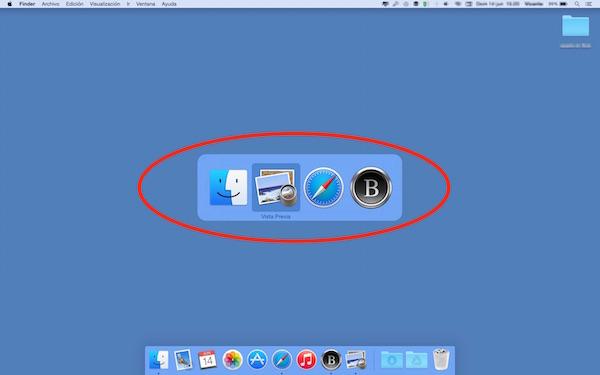 Una manera rápida de cerrar aplicaciones en tu Mac