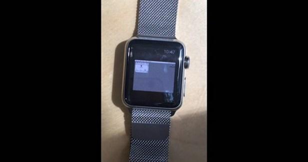 Ejecutan Macintosh OS 7.5.5 de 1996 en un Apple Watch