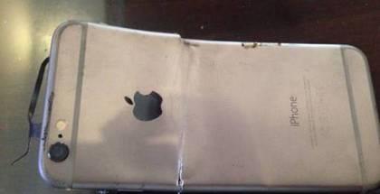 iPhone 6 explota