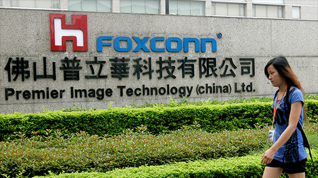Foxconn evalúa fabricar el iPhone en Estados Unidos, pero sería la única