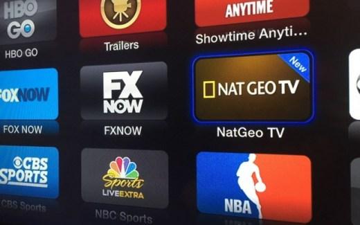 National Geographic lanza su canal para el Apple TV