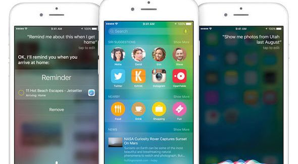 iOS 9 incorpora la función Wi-Fi que esperábamos hace años