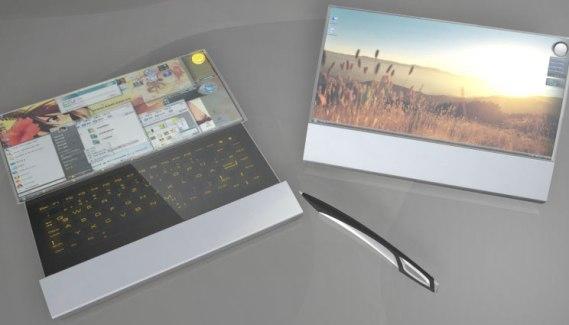 Nueva patente de Apple: Pantallas táctiles con célula solar integrada